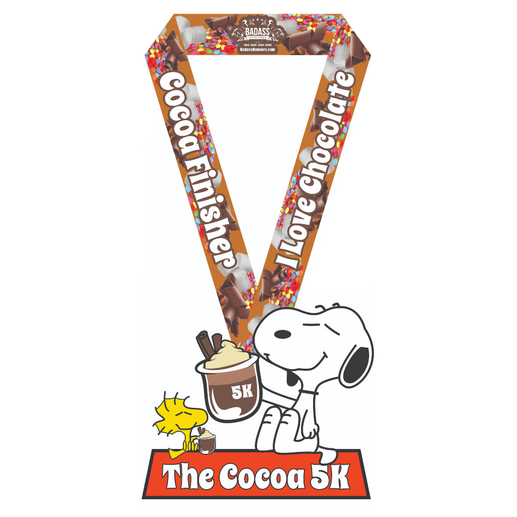 The Hot Cocoa 5K - Virtual Edition