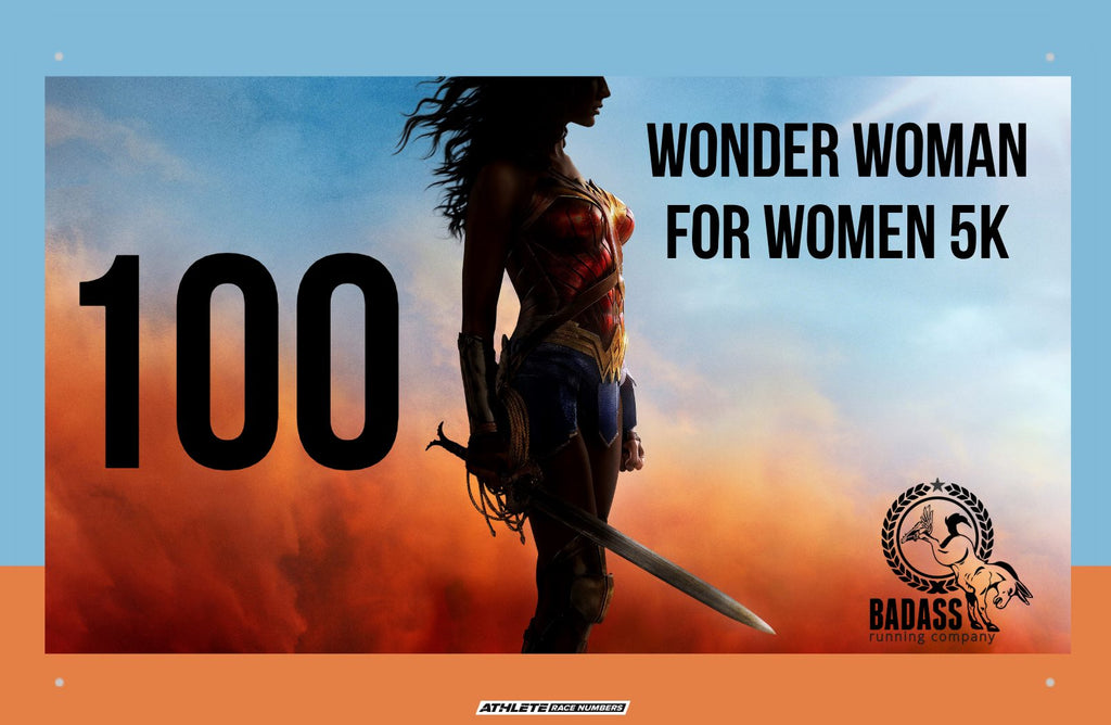 Wonder Woman For Women 5K Virtual Run