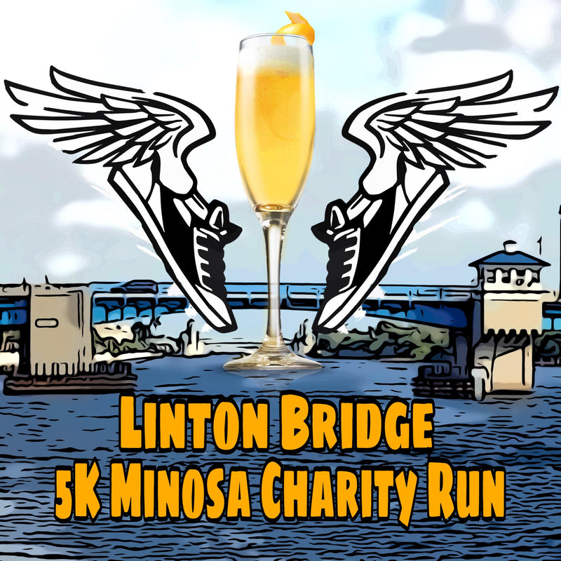 Linton Bridge 5K Mimosa Charity Run