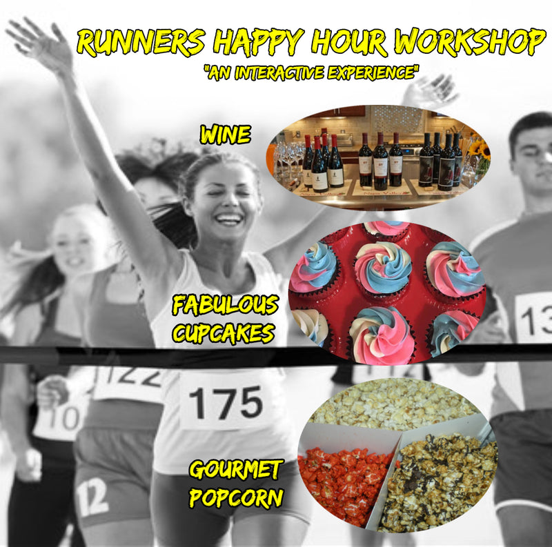 Runners Happy Hour Workshop
