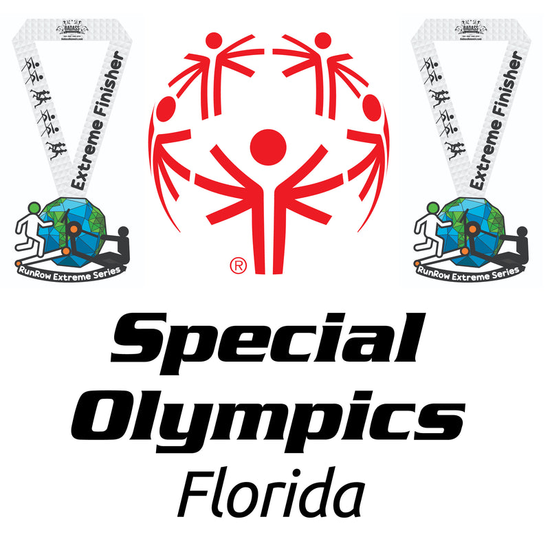 Donation to Special Olympics Florida