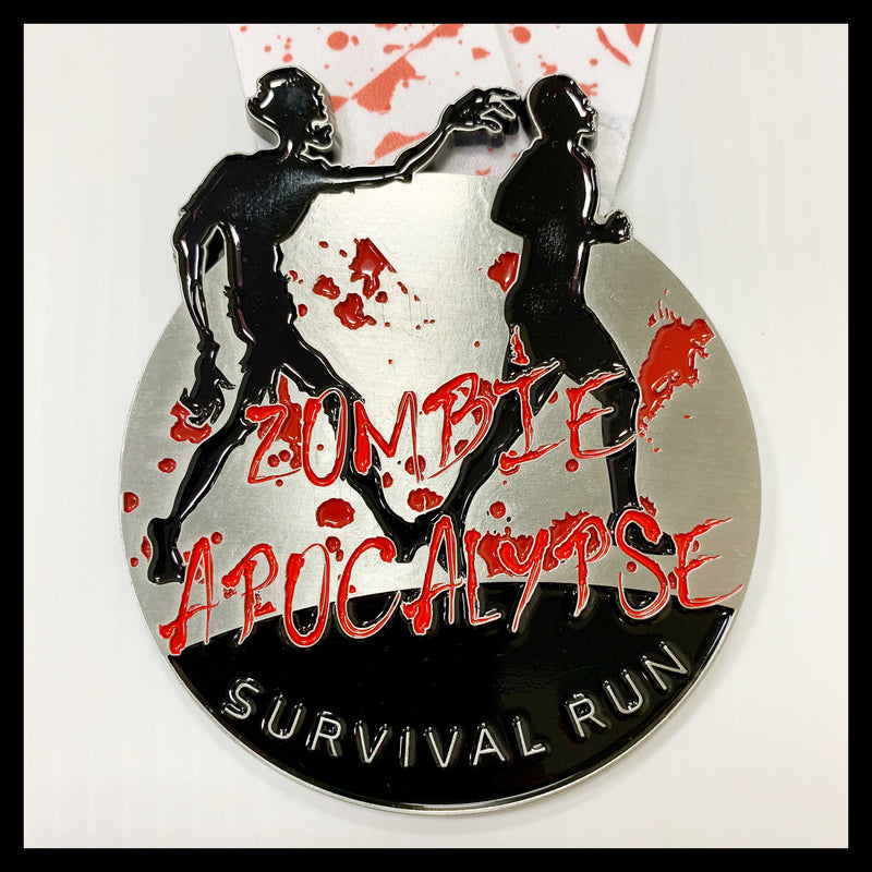 Zombie Apocalypse Virtual Charity Run