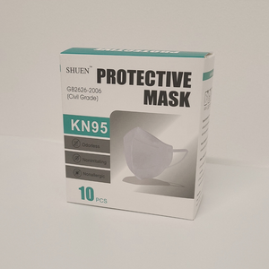 Non-Irritating 3D KN95 DUST MASK