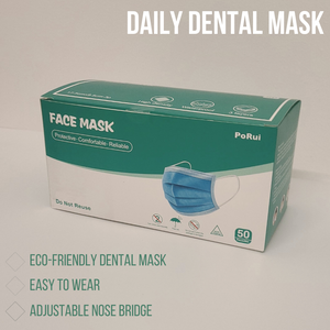Eco-Friendly Dental Mask