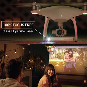 LASER BEAM PRO C200 PROJECTOR (REFURBISHED) - KDCUSA Inc.