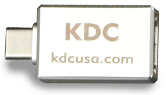 CERTIFIED HDMI TO USB-C TYPE ADAPTER - KDCUSA Inc.