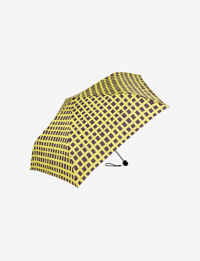 Slim Pencil Checkered Umbrella