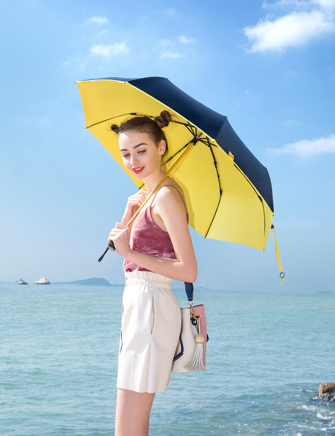 Travel UV Protection Umbrella