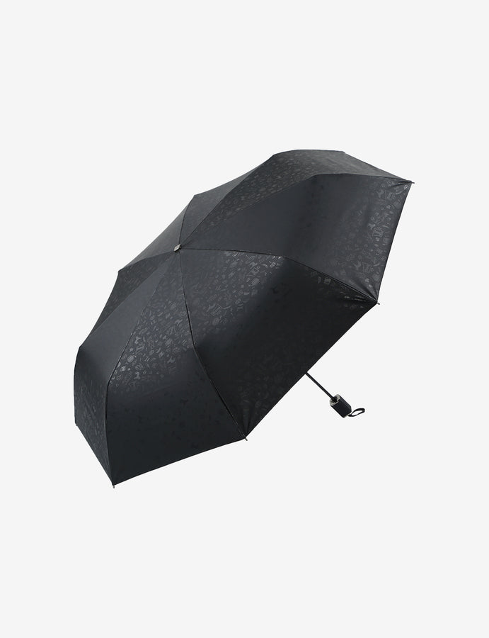 Folding Travel Themed UV Umbrella Floating