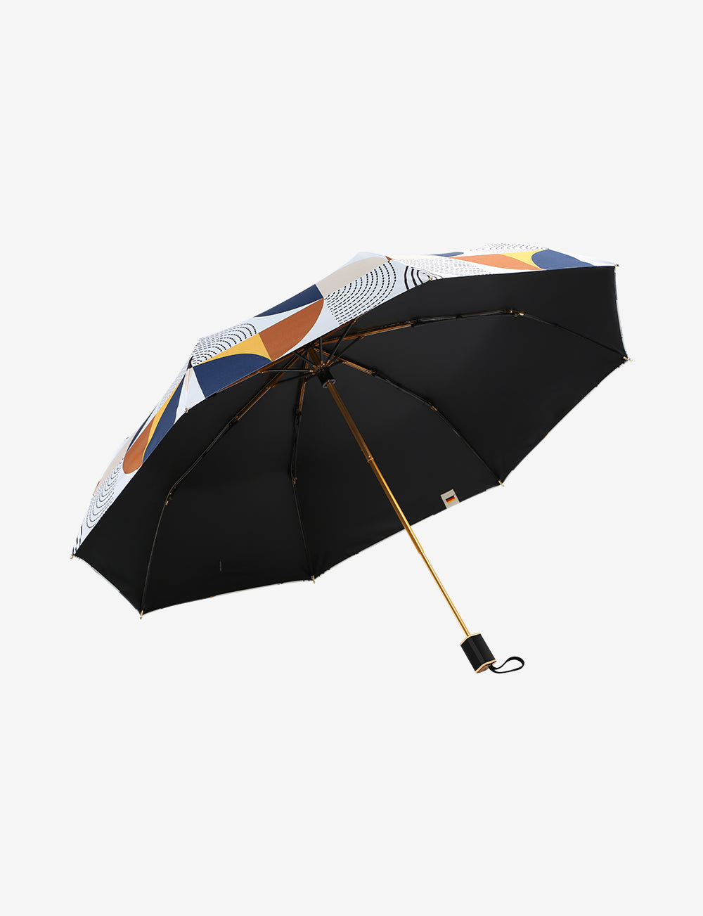 UV Protection Compact Umbrella Ripple