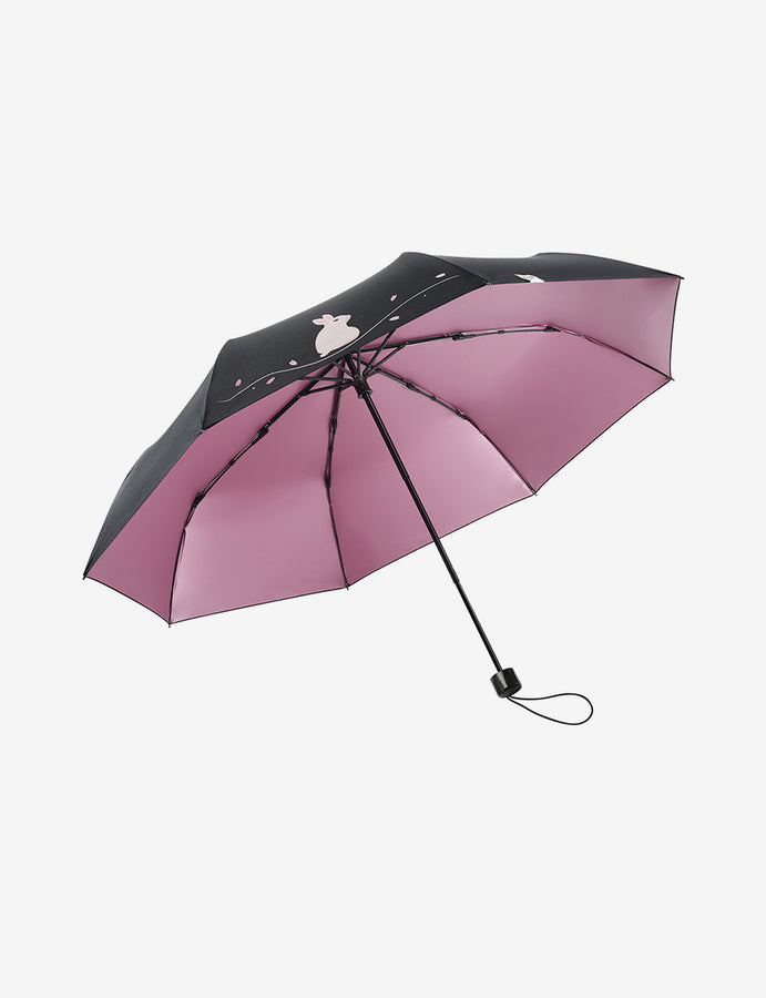 Lovely UV Travel Umbrella
