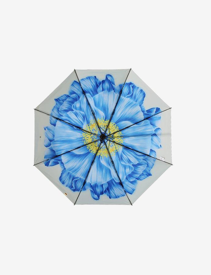 UV Floral Travel Umbrella