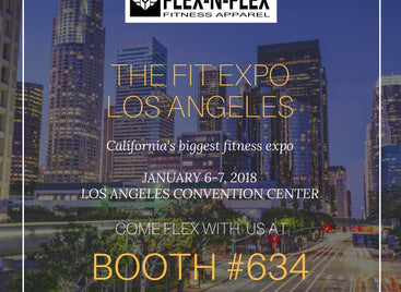 THE FIT EXPO - LOS ANGELES 2018