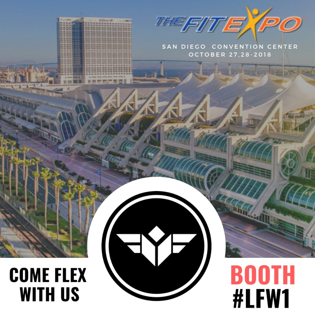 The Fit Expo - San Diego October 27-28, 2018