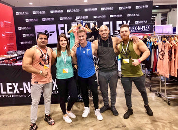 THE FIT EXPO ANAHEIM 2018 EVENT PICTURES