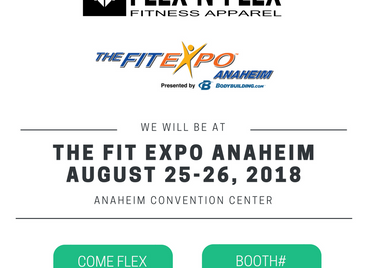 THE FIT EXPO ANAHEIM - AUGUST 25-26, 2018