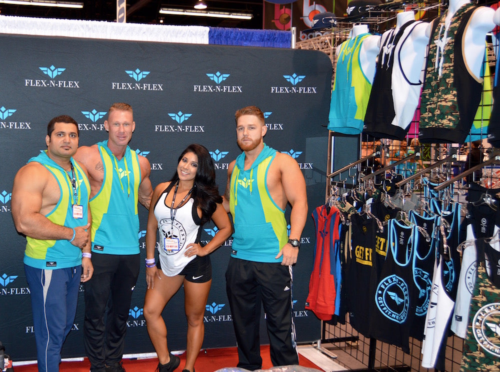 ANAHEIM FIT EXPO EVENT PICTURES 2016