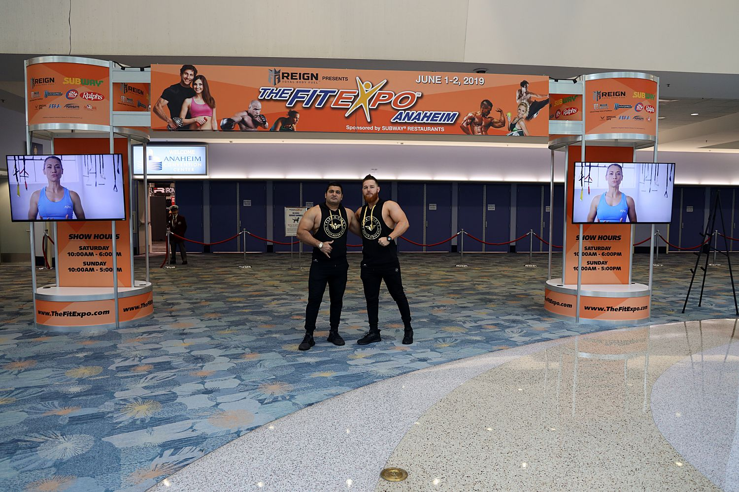 The Fit Expo Anaheim 2019 - Event Pictures