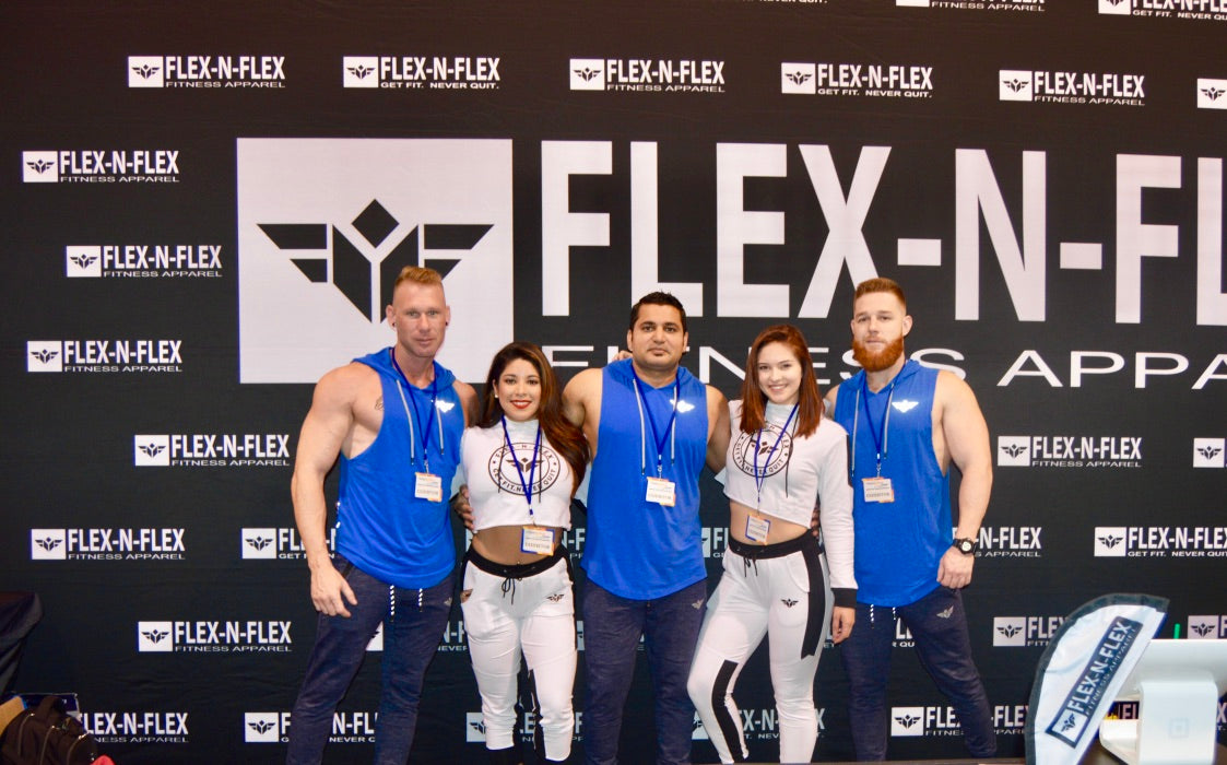 ANAHEIM FIT EXPO 2017 EVENT PICTURES