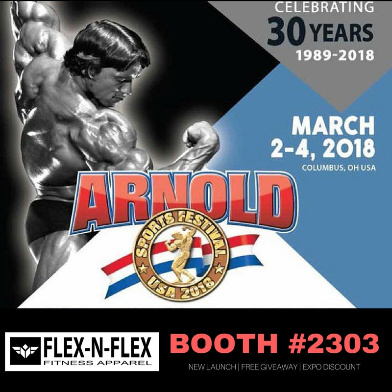 ARNOLD CLASSIC EXPO 2018 - COLUMBUS, OHIO