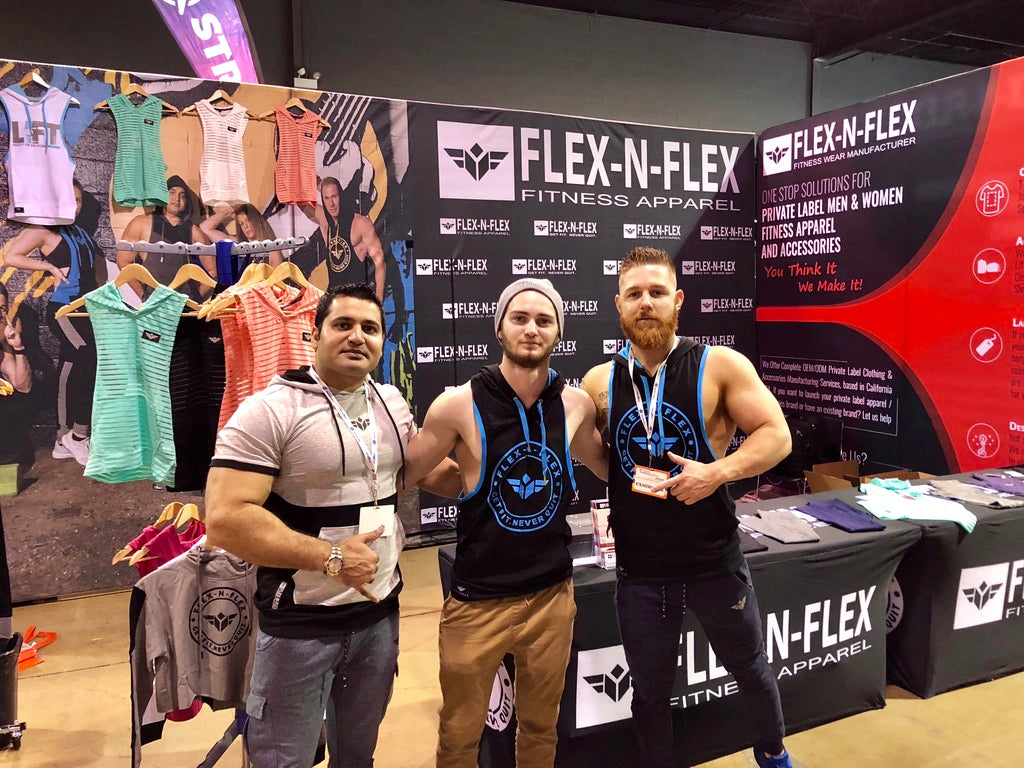 THE FIT EXPO CHICAGO 2018 EVENT PICTURES