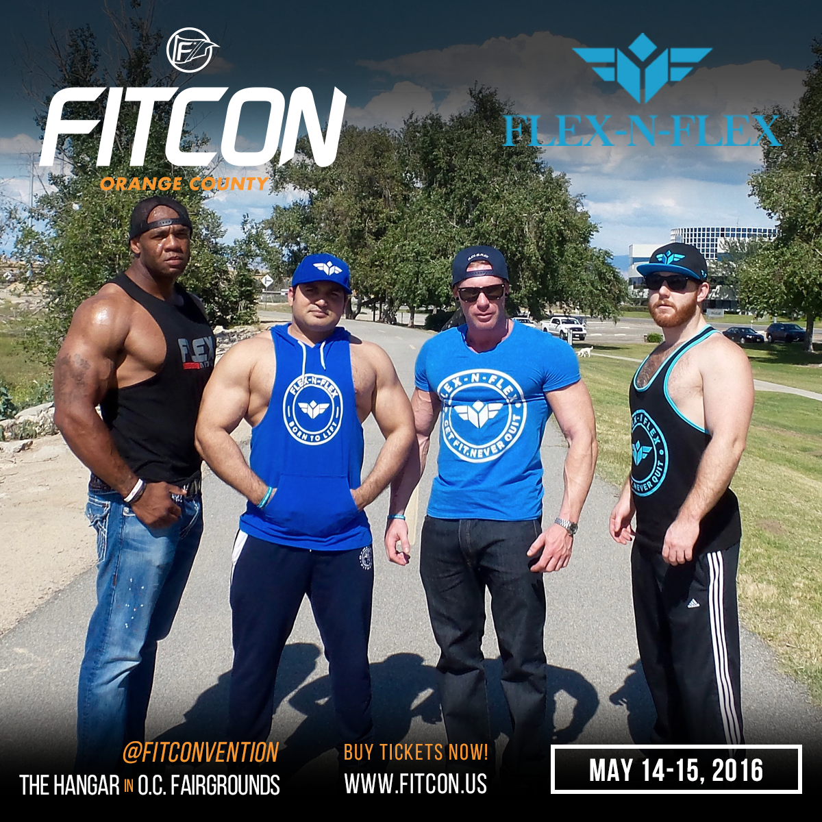 FITCON - ORANGE COUNTY May 14-15, 2016