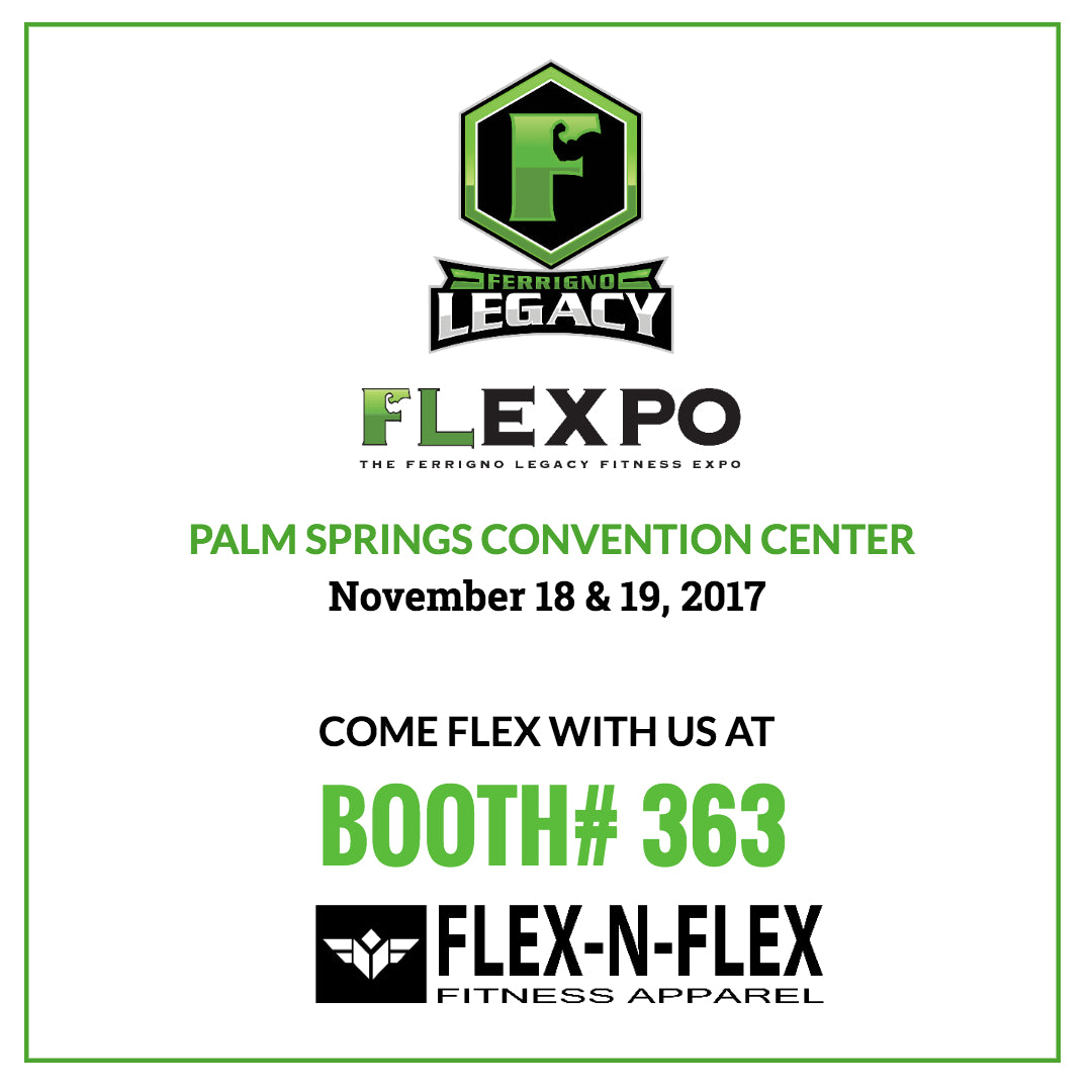FERRIGNO LEGACY FLEXPO PALM SPRINGS CONVENTION CENTER