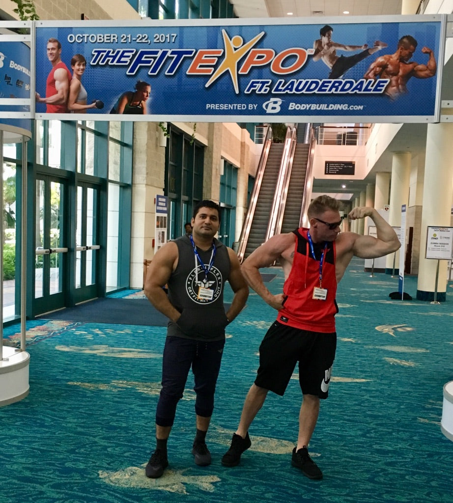 THE FIT EXPO FT. LAUDERDALE EVENT PICTURES