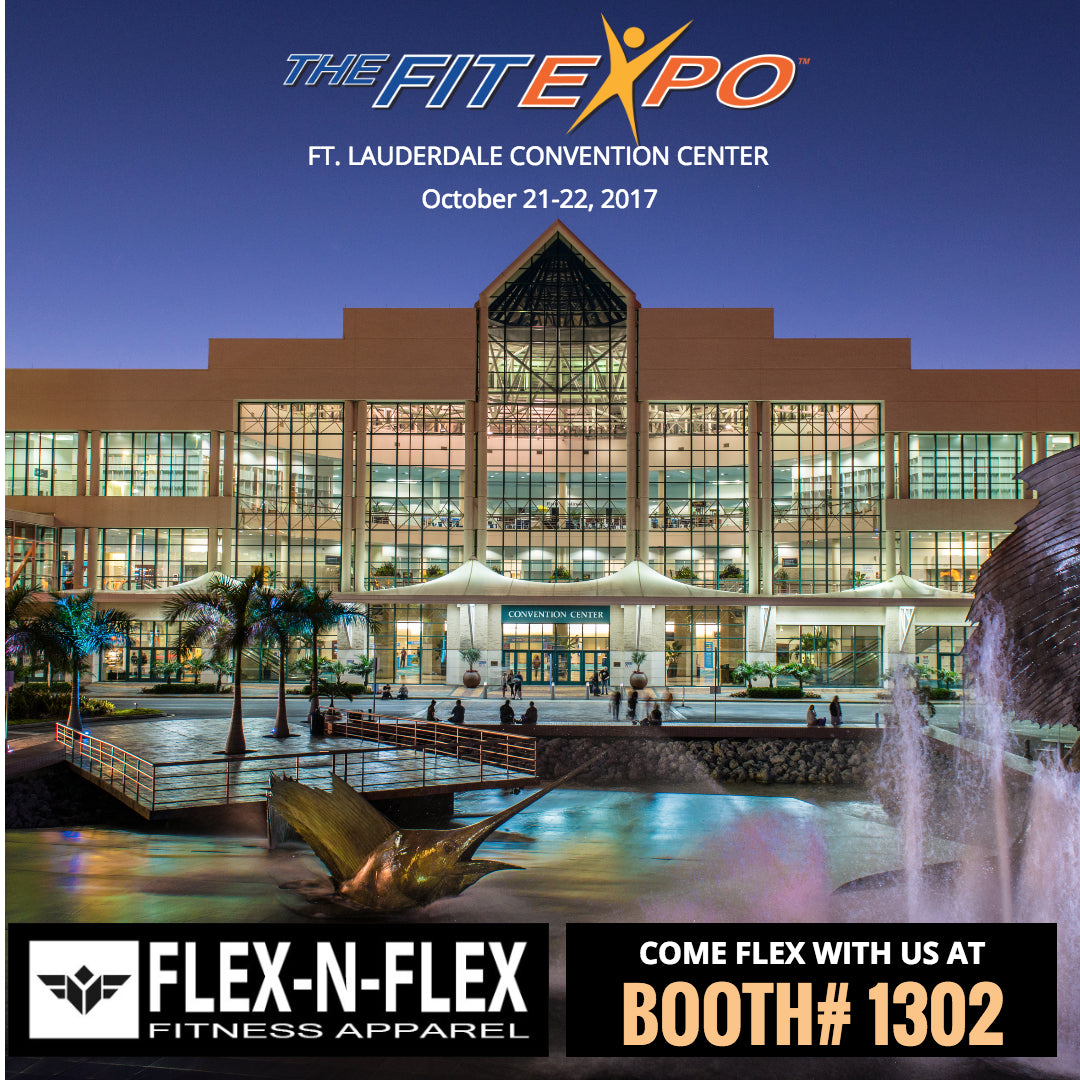 THE FIT EXPO FT. LAUDERDALE CONVENTION CENTER