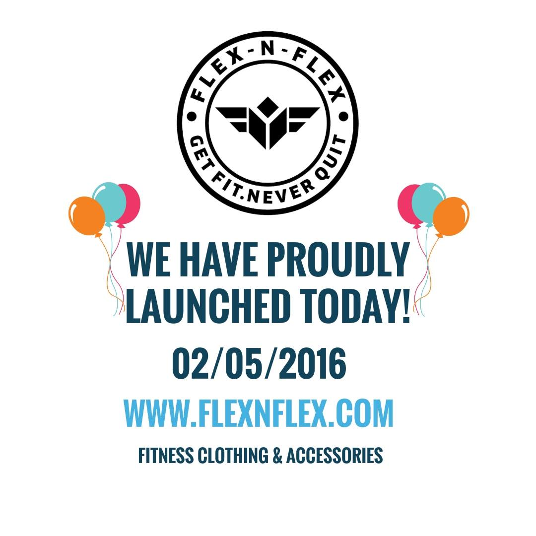 WE PROUDLY LAUNCHED FLEX-N-FLEX TODAY 02/05/2016