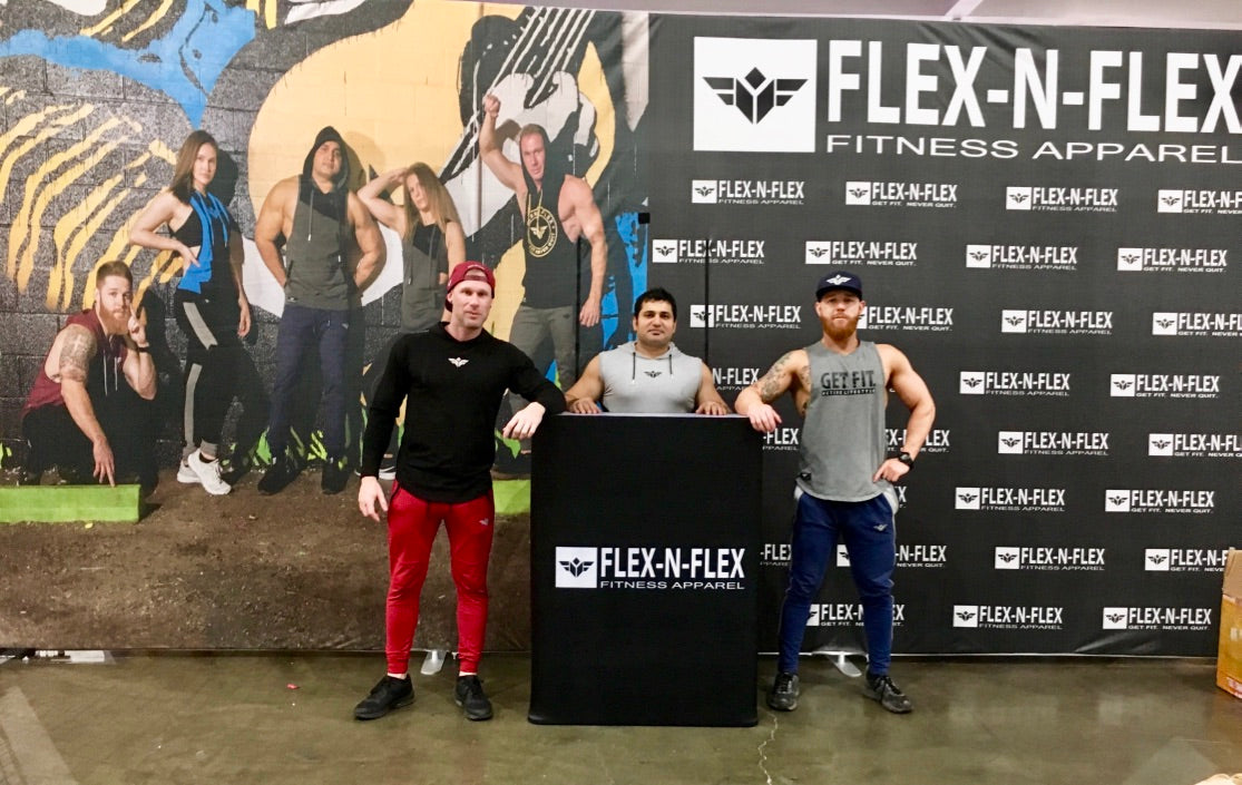 LA Fit Expo 2018 Event Pictures