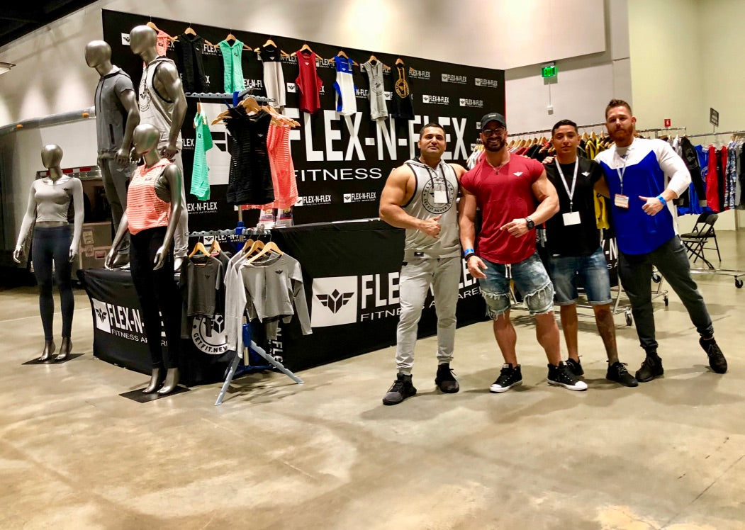 THE FIT EXPO SAN JOSE EVENT PICTURES - 2018