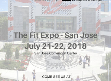 SAN JOSE FIT EXPO - JULY 21-22, 2018