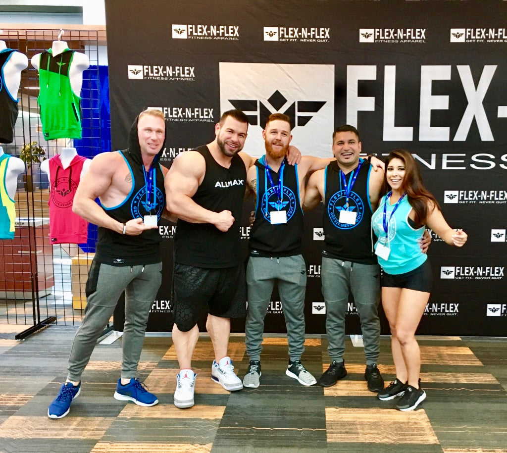 SAN JOSE FIT EXPO 2017 EVENT PICTURES