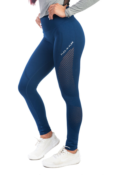 MAXIM SEAMLESS LEGGINGS - FLEX-N-FLEX