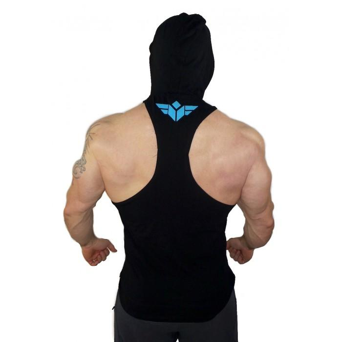 BORN TO LIFT STRINGER HOODIE - FLEX-N-FLEX