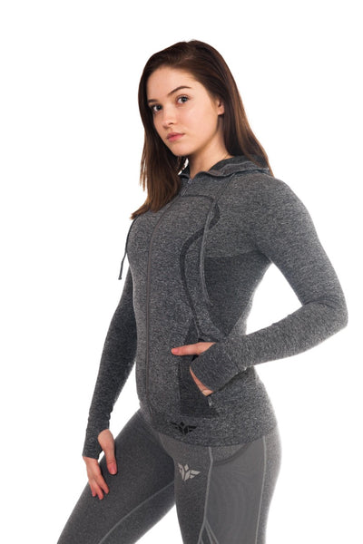 FLEX ELEMENT ZIPPER HOODIE - FLEX-N-FLEX