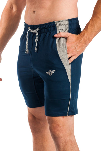 FLEX-N-FLEX ELITE ZIP SHORTS - FLEX-N-FLEX