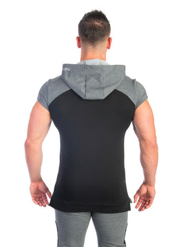ENCORE DROP SHOULDER HOODIE - FLEX-N-FLEX