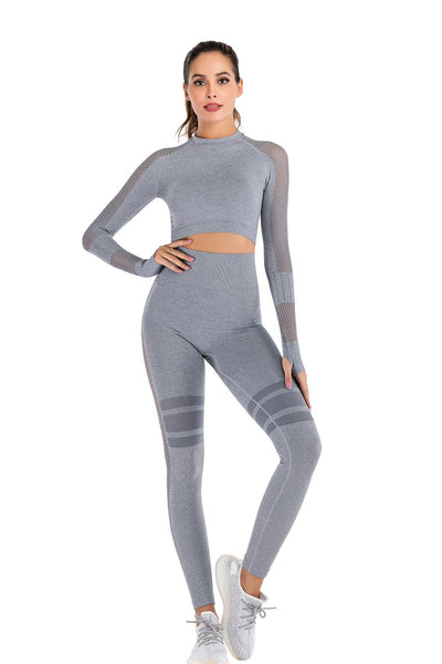 FLEX TRAINING SEAMLESS LEGGINGS