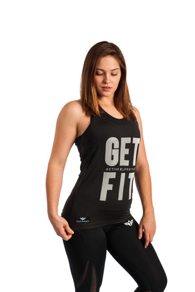 GET FIT TANK TOP - FLEX-N-FLEX