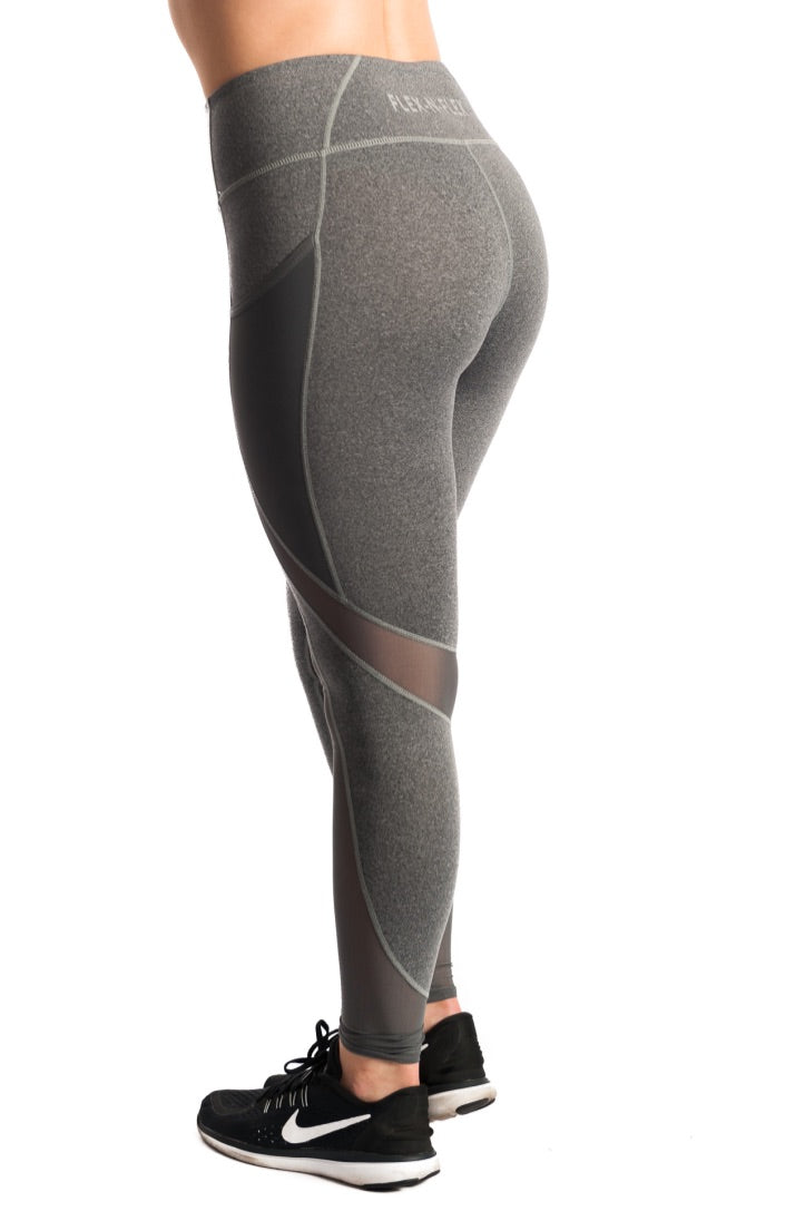 INVIGORATE MESH LEGGINGS - FLEX-N-FLEX