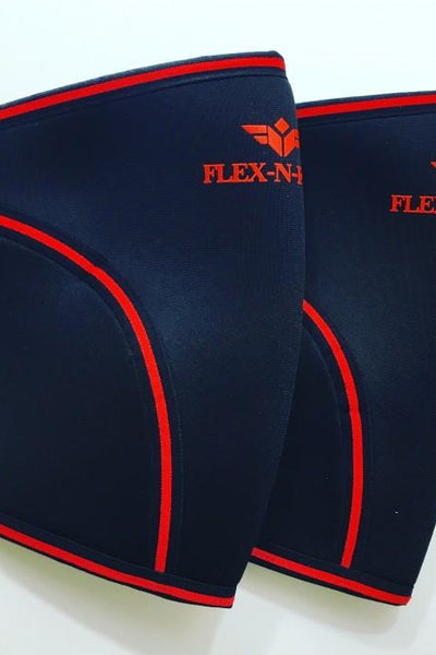KNEE SLEEVES SUPPORT - FLEX-N-FLEX
