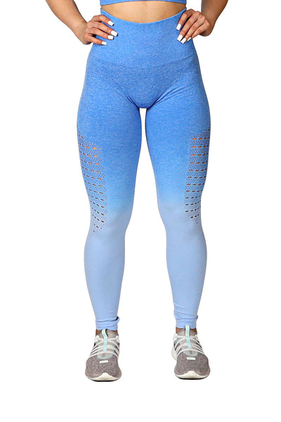 ENLIGHTEN OMBRE SEAMLESS LEGGINGS - FLEX-N-FLEX