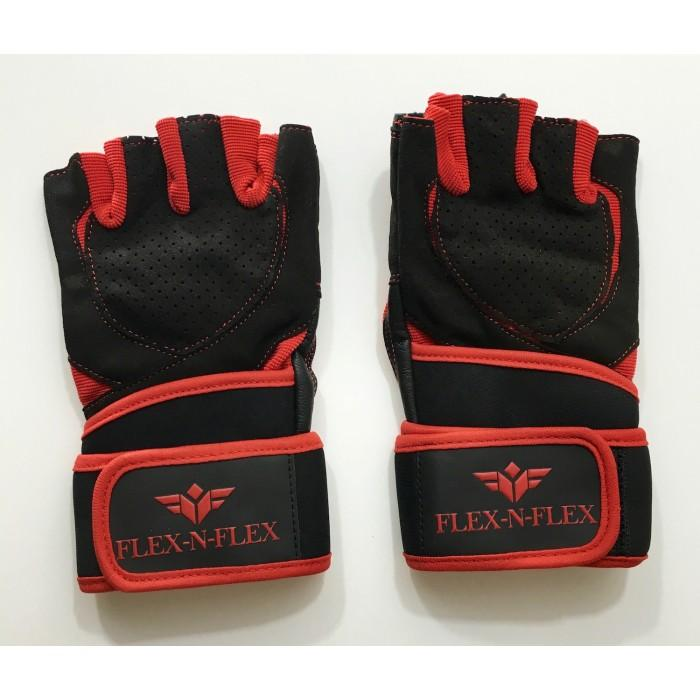 WEIGHT LIFTING GLOVES - FLEX-N-FLEX