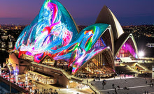 The Playwave Experience at Vivid Sydney