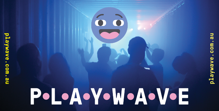 Playwave Launch Party