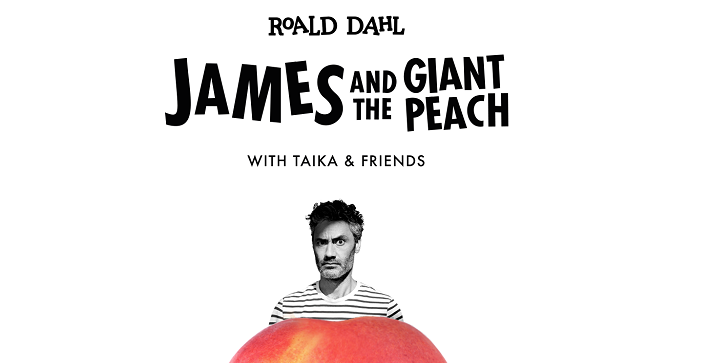 James and the Giant Peach, with Taika and Friends