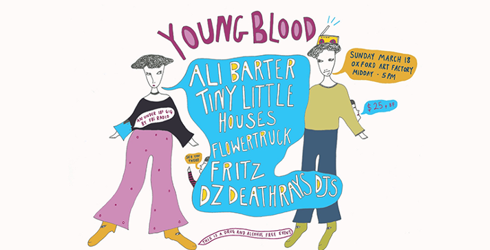 Young Blood: An Under 18s' Gig by FBi Radio