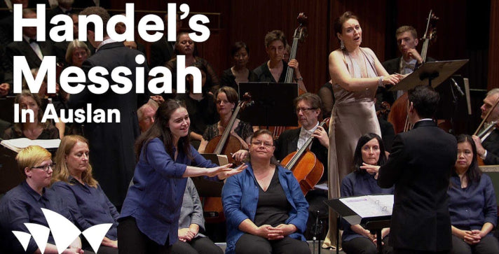 Sydney Philharmonia Choirs - Handel: Messiah performed in Auslan